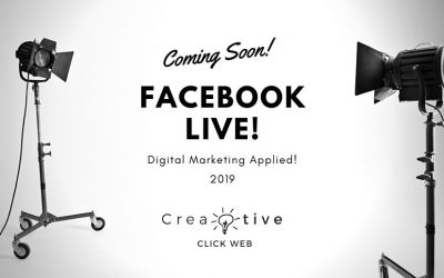 Very soon Facebook Live!!!