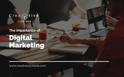 The importance of Digital Marketing