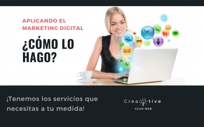 Aplicando el marketing digital en tu negocio. ¿Cómo lo hago?