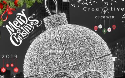 Feliz Navidad y que tu web sea la estrella para este 2019!